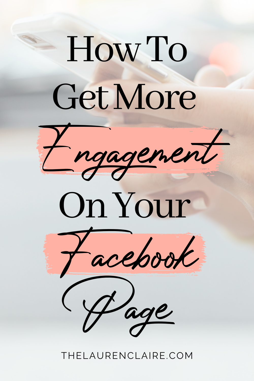 HOW TO GET MORE ENGAGEMENT ON YOUR FACEBOOK BUSINESS PAGE